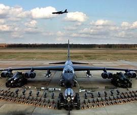 Mỹ nâng cấp hệ thống liên lạc cho máy bay ném bom B-52