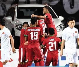 Indonesia 2-1 Việt Nam: Chờ lượt về!