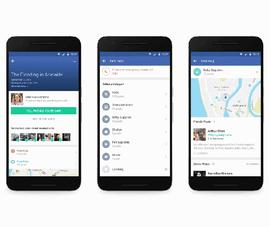 Facebook ra mắt công cụ hỗ trợ thiên tai