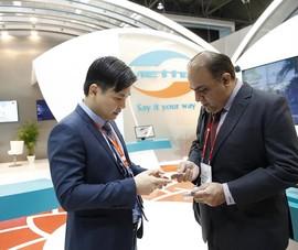 Viettel trình diễn nhiều sản phẩm CNTT tại hội nghị MWC