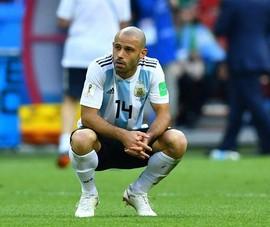 Sao Argentina đầu tiên chia tay đội tuyển sau World Cup 2018