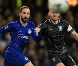 Tottenham thua sốc, Chelsea 'nối gót' MU, Man City ở FA Cup