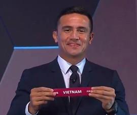 Việt Nam vào bảng trớ trêu ở vòng loại World Cup 2022