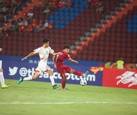 Thua ngược U-23 Triều Tiên, U-23 Việt Nam dừng cuộc chơi