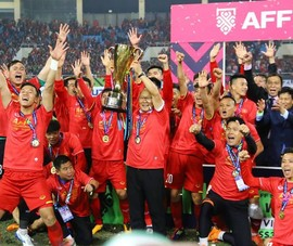 Bóng đá Việt Nam vượt xa Thái Lan