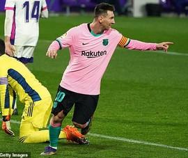 Hài hước: Thủ môn nhận quà giáng sinh 'khủng' nhờ Messi
