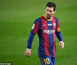 Messi chính thức tuyên bố muốn đến Mỹ thi đấu