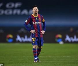Messi đối mặt án phạt cấm thi đấu cả chục trận
