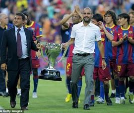 Guardiola thách thức Hansi Flick: 'Tôi sẽ gọi cho Messi'
