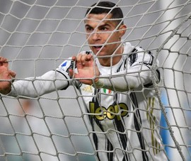 Thông số kém cỏi của Cristiano Ronaldo
