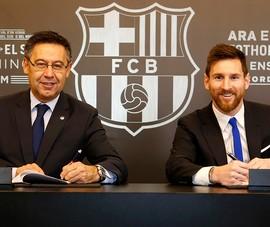 Những hợp đồng kỳ lạ nhất lịch sử: Có Messi và Lewandowski