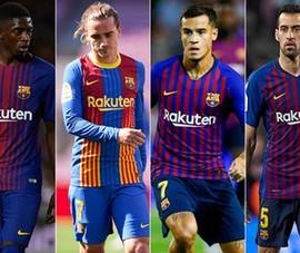 Gặp khủng hoảng, Barcelona sẽ bán tháo 6 trụ cột
