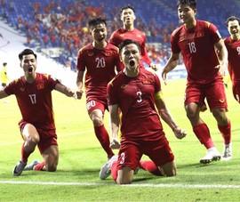 Chưa đá xong với UAE, tuyển VN đã làm nên lịch sử ở World Cup 2022