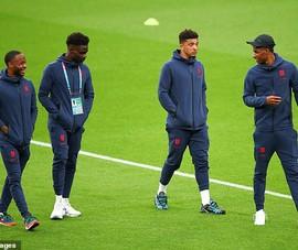 FA nói chuyện với 3 cầu thủ đá hỏng 11m của tuyển Anh