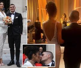 Nhà vô địch Euro 2020 kết hôn với siêu mẫu
