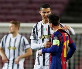 Lionel Messi phá kỷ lục của Cristiano Ronaldo