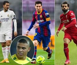 5 cầu thủ hay nhất thế giới trong mắt Ronaldo giờ ra sao?