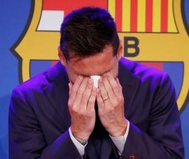 Rò rỉ bản fax Messi yêu cầu chia tay Barcelona