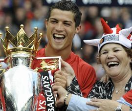 Điều ước của mẹ Ronaldo trước khi qua đời