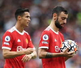 Ronaldo bị đổ lỗi trong quả penalty hỏng ăn của Bruno