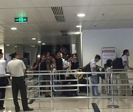 Ngăn chặn hành khách đe doạ nhân viên hàng không