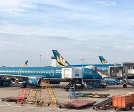 Liên tiếp các vụ va chạm với máy bay ở Tân Sơn Nhất