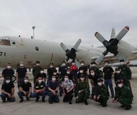 Nhật cảm ơn Việt Nam cho máy bay tuần thám quá cảnh 2 tháng