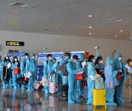 Tạm ngưng các chuyến bay quốc tế để chờ hướng dẫn mới