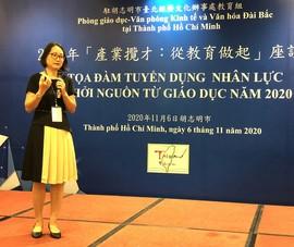 DN Đài Loan muốn tuyển 50.000 nhân sự quản lý người Việt
