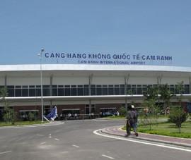 Sân bay Cam Ranh ngưng phát thanh ga quốc nội