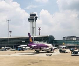 Hoàn thành bay kiểm tra, hiệu chuẩn đường băng ở Tân Sơn Nhất