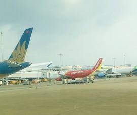 Nhiều chuyến bay đến/đi Vinh bị hủy do thời tiết xấu