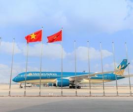 Ngày bay cao điểm của Vietnam Airlines phục vụ Đại hội Đảng