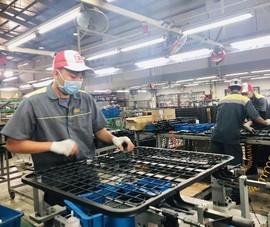 TP. HCM: Hơn 60% công nhân đi làm trở lại