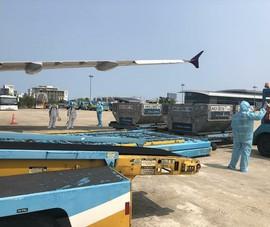 Hàng không Việt tái khởi động đường bay thương mại quốc tế