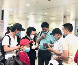 Hãng bay được từ chối vận chuyển khách không khai báo y tế