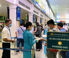 Rà soát năng lực soi chiếu tại sân bay Tân Sơn Nhất, Nội Bài