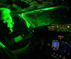 3 sân bay thường bị chiếu đèn laser uy hiếp an toàn bay