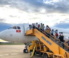 Đề xuất xây nhà ga đón 3 triệu khách tại sân bay Đồng Hới