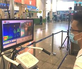 Sân bay Tân Sơn Nhất trang bị thêm máy đo thân nhiệt từ xa
