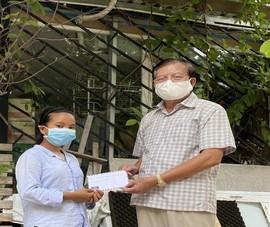 Tỉnh Quảng Bình hỗ trợ bà con đồng hương tại TP.HCM thêm 2 tỉ đồng