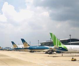 Dừng đường bay thường lệ TP.HCM - Hà Nội