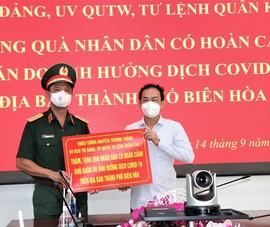 Tư lệnh Quân khu 7: 'Sẵn sàng vận chuyển nông sản cho người dân'