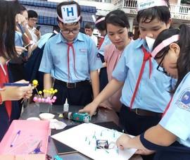 Ba hình thức dạy STEM trong trường học