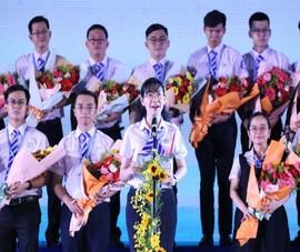 Chị Phan Thị Thanh Phương tái đắc cử Chủ tịch Hội SV TP.HCM