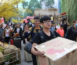 Tặng 3.000 vé xe cho sinh viên về quê đón Tết Tân Sửu 2021
