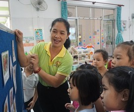 TP.HCM: Mỗi giáo viên được chi quà Tết 1,5 triệu đồng