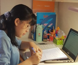 TP.HCM: Không tổ chức học trực tuyến thì không thu học phí