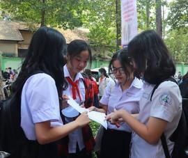 TP.HCM: 11.000 HS dự thi, hơn 6.000 đạt giải HS giỏi