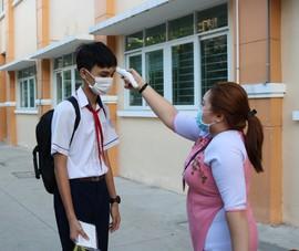 Sở GD&ĐT TP.HCM đề xuất HS tạm dừng đến trường từ 10-5